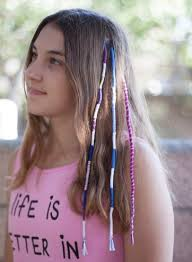 hair wraps hair wraps and hair tinsel from pacific party services