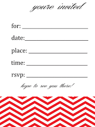 blank invitations blank birthday invitations plumegiant
