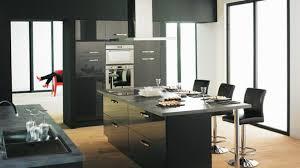 ilot cuisine repas ilot de cuisine avec coin repas galerie et idee de cuisine avec ilot