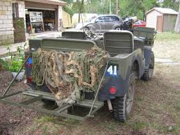 ww2 jeep front willys jeep 6th airborne armoured reconnaissance regiment