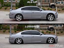 Is Air Ride Suspension Comfortable 2011 Up Dodge Charger Chrysler 300 Complete Air Suspension Kit