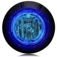 m09400bcl 1 1 4 blue led mini courtesy marker light