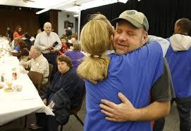 Volunteer Atlanta Thanksgiving Elgin Tradition Grows To Feed More Than 1 000 People