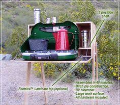 Camp Kitchen Box Plans by Camp Kitchen Box We Built 2 For Camping And They Saved Us A Lot
