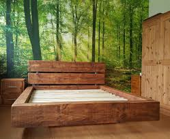 the striking hamer bed the cool wood company