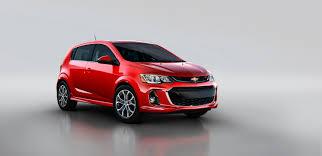 2017 chevrolet sonic reviews and rating motor trend