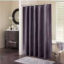 long curtains ideas for arched window treatments enchanting long shower curtain design ideas with dark wooden floors and glamour purple curtains cool