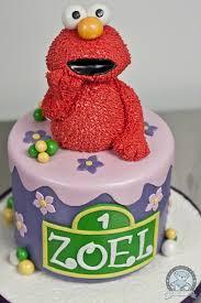 elmo birthday cakes elmo birthday cake gainesville fl bearkery bakery