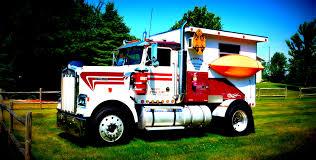 semi truck pictures semi truck camper camp in style