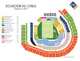 Citi Field Seating Map Citi Field Seating Chart
