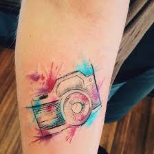 21 amazing camera tattoo ideas for women u2013 style info