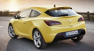 opel astra 2012 opel officially reveals 2012 astra gtc high po opc coming next year