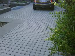 Red Brick Patio Pavers by Others Large Concrete Pavers For Quickly Create A Patio With A