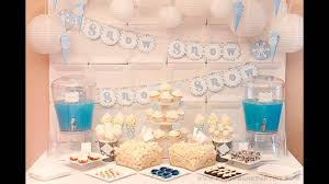 ideas for winter wonderland party decorations youtube