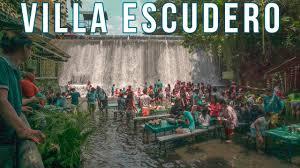 epic villa escudero adventure youtube