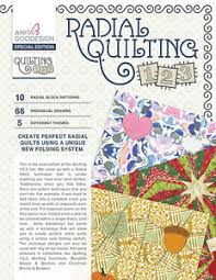 goodesign special edition radial quilting 123 ebay