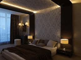 modern fall ceiling designs for bedroom sun shaped wall art brown