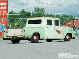 Vintage Ford Truck Commercials - 1957 ford crew cab crew cab cruiser rod network