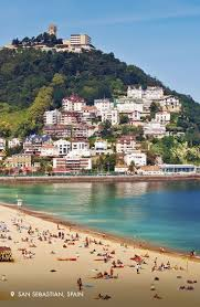 San Sebastian Spain Map by 75 Best Travel San Sebastian Donostia Images On Pinterest