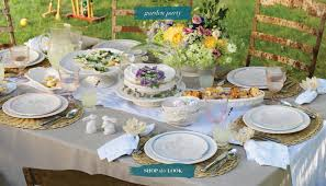 Spring Table Settings Blog Comfortably Luxurious Interior Design