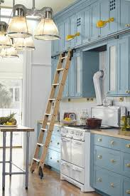 Light Blue Kitchen Cabinets Best 25 Country Blue Ideas On Pinterest Country Curtains Beach