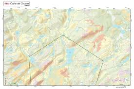 Hunting Gps Maps Printed Custom Hunting Maps In Ontario U0026 Quebec Trakmaps