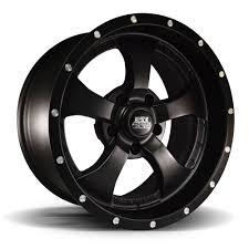 jeep matte black matte black 17x9