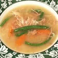 wanda s turkey carcass soup recipe allrecipes