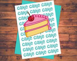 Riri Birthday Card Etsy