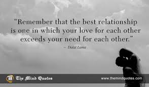 wedding quotes dalai lama relationship quotes for of all ages at themindquotes