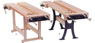 veritas workbenches lee valley tools