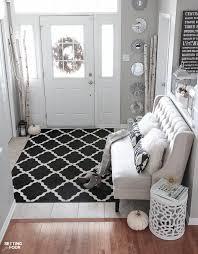Entryway Home Decor Elegant Fall Entryway Decor Ideas Setting For Four