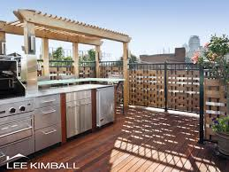 south end roof deck contemporary patio boston by lee kimball