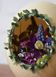 sugar easter eggs with inside we like it panorama egg vase design sponge