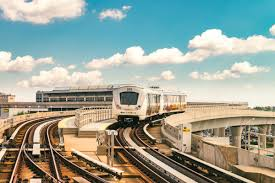 Jfk Airtrain Map One Seat Rides To Jfk Airport Are A Reality In This Public Transit