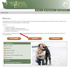 how to apply for food stamps in washington online food stamps help