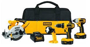 amazon black friday dewalt drill amazon gold box deal dewalt 18 volt nicad cordless 4 tool combo