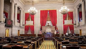 an unusual end to an unusual session of the tennessee house of