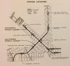 rtd rail map subways and pods a history of denver transit and why we shouldn t
