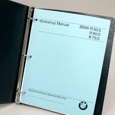 bmw repair manual r50 5 r60 5 r75 5 repro bob u0027s bmw