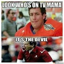 Nick Saban Memes - nick saban is the devil home facebook
