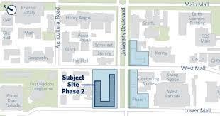 Ponderosa Floor Plan Ponderosa Commons U2013 Phase 2 Planning Ubc Ca