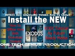 androids tv show any or tv show free using kodi addon exodus