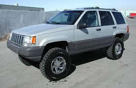 1998 jeep laredo jeep grand 3 5 lift kit 1992 1998 tuff country
