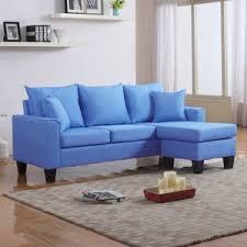 Sectional Sofa Blue Blue Sectional Sofa Tv Room Progress U2013 Dreamy Blue Sectional