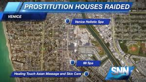 Map Venice Florida by Three Massage Parlors Forced To Close Snn Tv