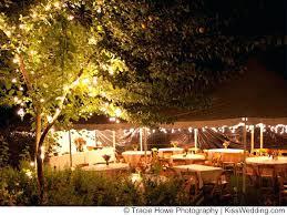 cheap outdoor party lighting ideas inspiring backyard lighting