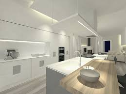 Led Kitchen Lighting Ceiling Design Led Kitchen Ceiling Lights Koffiekitten