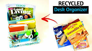 toilet paper roll desk organizer diy desktop organizer room decor recycle cereal boxes and toilet