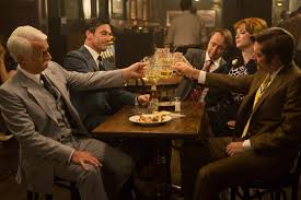 mad men office mad men basically nailed how office friendships work now huffpost